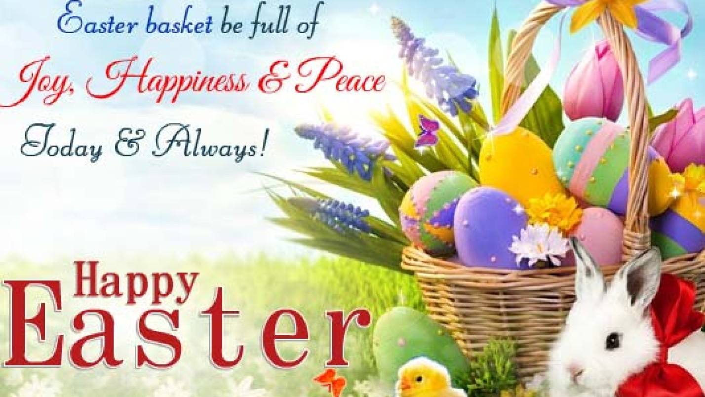 HAPPY EASTER ;)